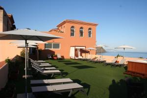 Bahía Tropical, Hotels  Almuí±écar - big - 46