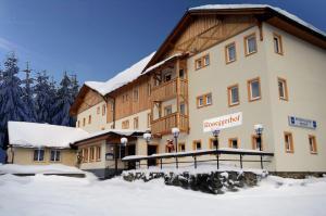 Roseggerhof - Hotel - Sankt Kathrein am Hauenstein