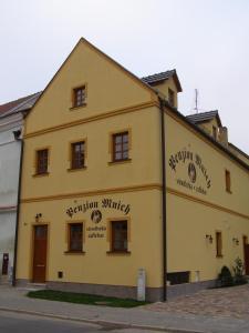 Auberges de jeunesse - Penzion Mnich