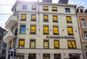 Fleming's Hotel Zürich, Hotely  Curych - big - 34