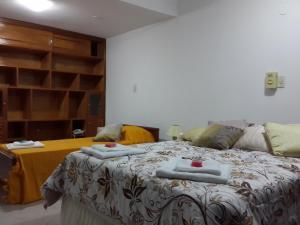 Edificio Ambay Roga, Ferienwohnungen  Asunción - big - 35
