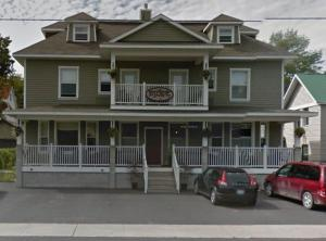 Accommodation in Parry Sound