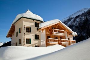 Der Waldhof, Hotely  Sankt Anton am Arlberg - big - 1