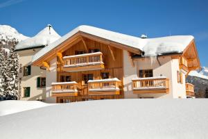 Der Waldhof, Hotely  Sankt Anton am Arlberg - big - 36