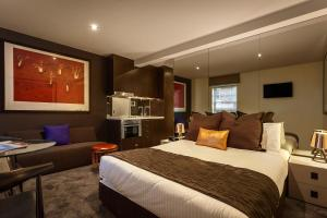 Quest East Melbourne, Hotels  Melbourne - big - 21