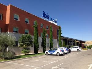 Ibis Budget Alcalá de Henares, Отели  Алькала-де-Энарес - big - 36
