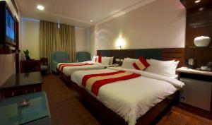 Hotel Aura, Отели  Нью-Дели - big - 65