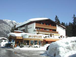 Raffl's Hotel, Hotely  Leutasch - big - 14