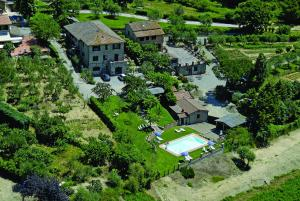 B&B Casale Virgili, Bed & Breakfast  Siena - big - 1