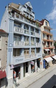 Thomas Palace Apartments, Apartmány  Sandanski - big - 47