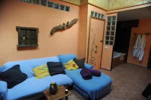 One-Bedroom Cottage with Hot Tub El Rincon de Monasterio