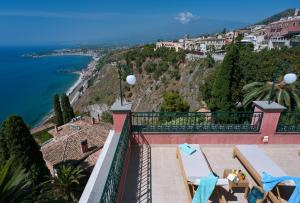 Hotel Villa Schuler, Hotels  Taormina - big - 175