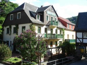 Pension Rauschenstein - Bad Schandau