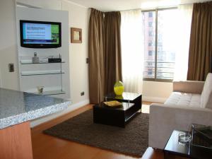 MG Apartments Providencia, Appartamenti  Santiago - big - 14