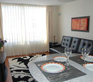 MG Apartments Providencia, Appartamenti  Santiago - big - 16
