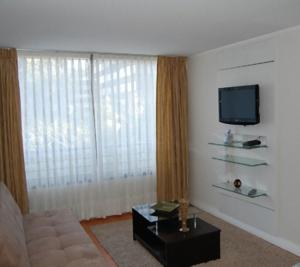 MG Apartments Providencia, Appartamenti  Santiago - big - 17
