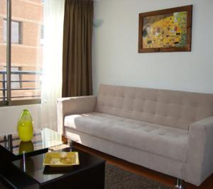 MG Apartments Providencia, Appartamenti  Santiago - big - 7