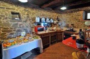 Casa Vacanze Le Muse, Ferienhöfe  Pieve Fosciana - big - 48