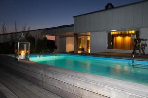Pavi Apts Ljubljana - Private Rooftop Swimming pool