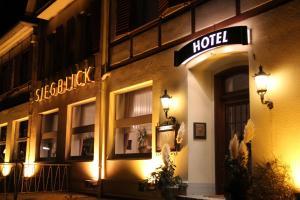 Hotel Restaurant Siegblick - Altenbödingen