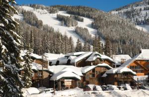 Kandahar Lodge at Whitefish Mountain Resort - Accommodation