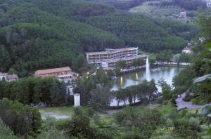 Hotel Lago Verde, Hotel  Serravalle Pistoiese - big - 26