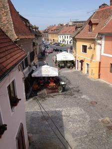 Medieval Central Apartment Sibiu