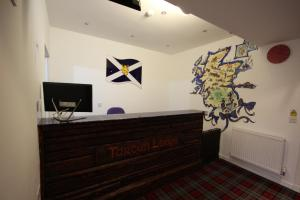 Tartan Lodge, Ostelli  Glasgow - big - 33