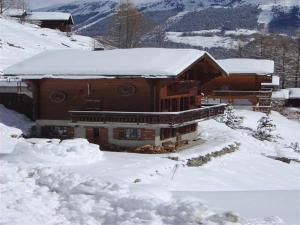 Chalet Verano, Horské chaty  Grimentz - big - 15