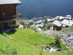 Chalet Verano, Horské chaty  Grimentz - big - 13