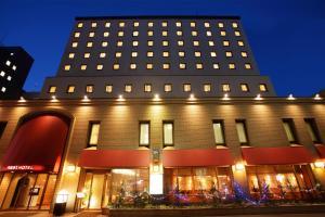 Nest Hotel Sapporo Ekimae - Sapporo