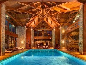 Elatos Resort & Health Club - Hotel - Eptalofos