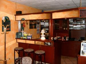 Hotel-Restaurant Pension Poppe, Hotely  Altenhof - big - 15