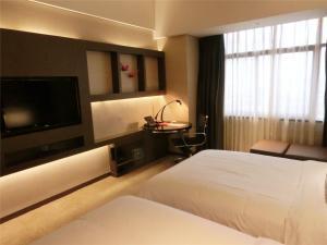 Guangzhou Baiyun Hotel, Hotely  Kanton - big - 4