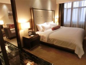 Guangzhou Baiyun Hotel, Hotely  Kanton - big - 24