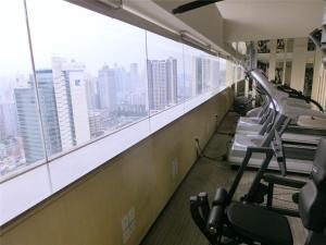 Guangzhou Baiyun Hotel, Hotely  Kanton - big - 36