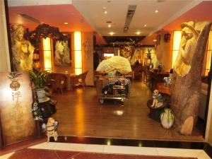 Guangzhou Baiyun Hotel, Hotely  Kanton - big - 13