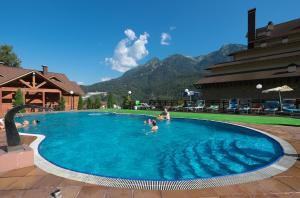 Belarus Resort - Accommodation - Krasnaya Polyana