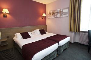 Brit Hotel Le Surcouf, Szállodák  Saint Malo - big - 43