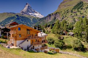 Chalet Angelina - Apartment - Zermatt