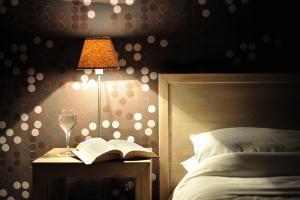 Gefyri Hotel, Отели  Коница - big - 22