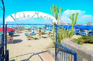 Hotel Terme Marina, Szállodák - Ischia