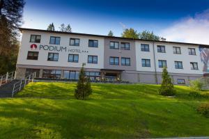 3 hvězdičkový hotel Hotel Podium Visla Polsko