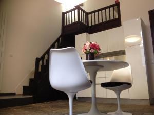 Apartment Le 1725, Ferienwohnungen  Saint-Malo - big - 10