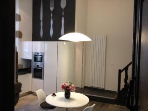 Apartment Le 1725, Ferienwohnungen  Saint-Malo - big - 52