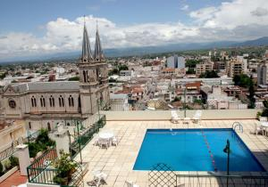 Provincial Plaza Hotel, Hotel  Salta - big - 44