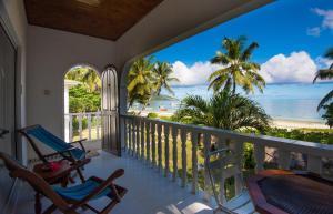 Le Tropique Villa, Ferienhäuser  Grand'Anse Praslin - big - 47