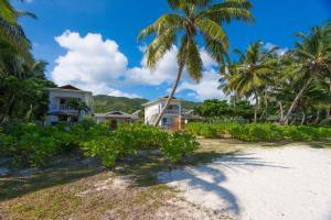 Le Tropique Villa, Ferienhäuser  Grand'Anse Praslin - big - 33