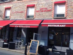 Location gîte, chambres d'hotes Hôtel La Gibecière dans le département Ille et Vilaine 35