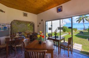 Le Tropique Villa, Ferienhäuser  Grand'Anse Praslin - big - 48